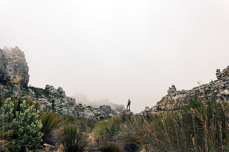 Hiking South Africa by Hillary Fox for Stocksy United