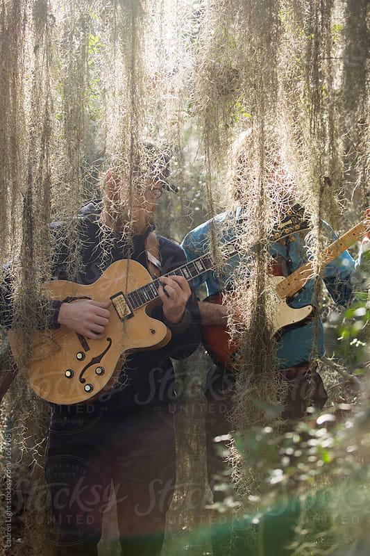 Marsh Musicians by Lauren Light for Stocksy United