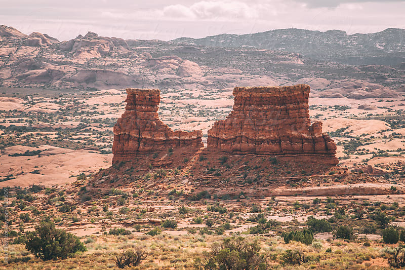 Arches Utah by Jake Elko for Stocksy United