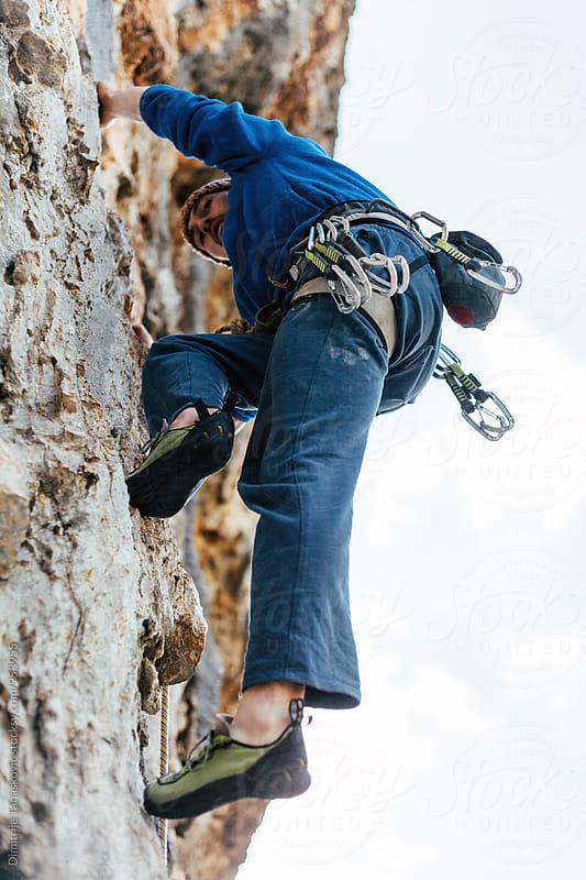 Climbing by Dimitrije Tanaskovic for Stocksy United