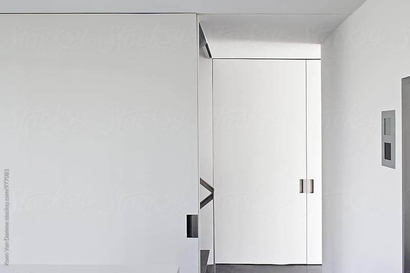 a kitchen by Koen Van Damme for Stocksy United