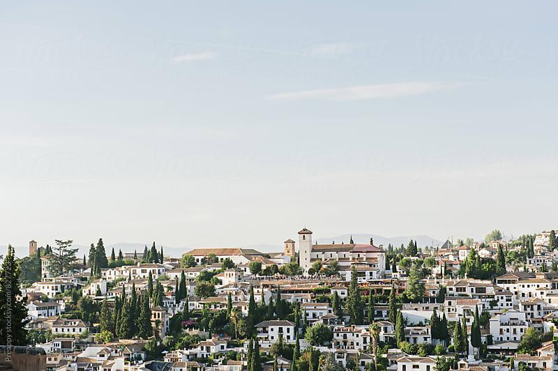 Granada, spain by Preappy for Stocksy United