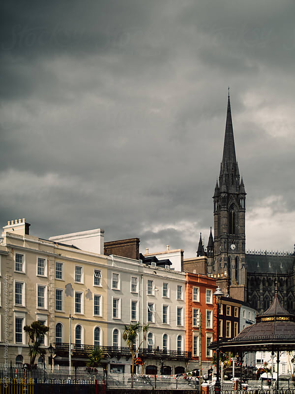 Cobh, Ireland by Gary Radler Photography for Stocksy United