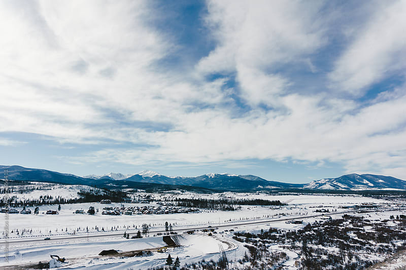 Winter Park, Colorado by Joel Bear Studios for Stocksy United