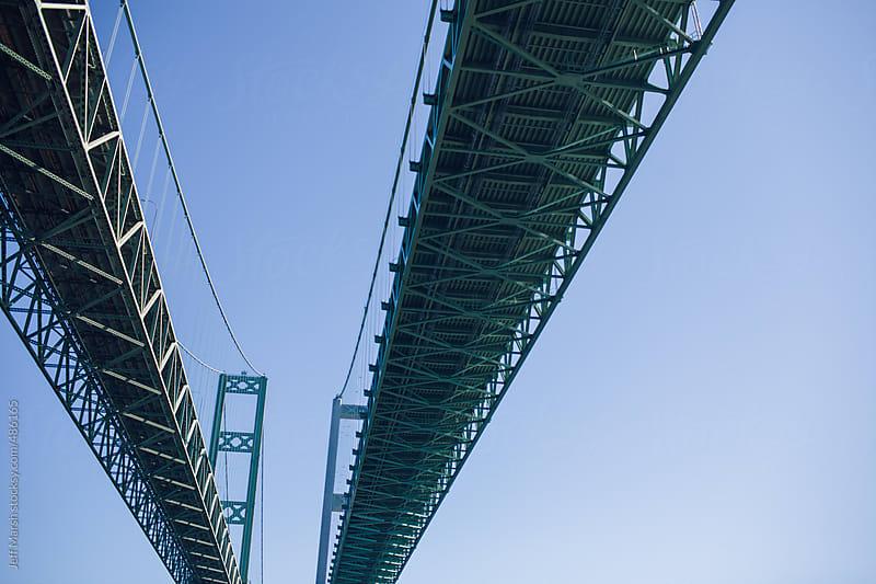 Two Bridges by Jeff Marsh for Stocksy United