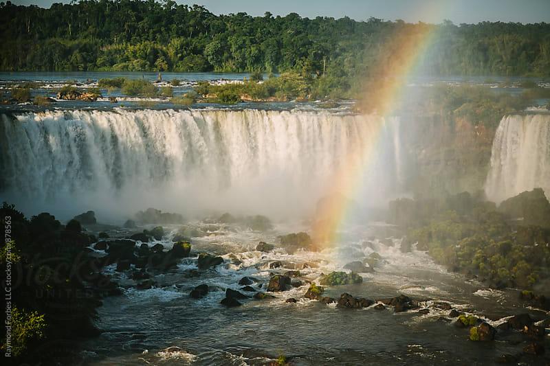 Iguazu Falls Brazil by Raymond Forbes LLC for Stocksy United