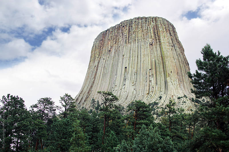 Devil's Tower National Monument by Per Swantesson for Stocksy United