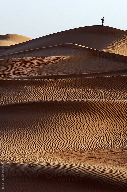 Sahara dunes by Bisual Studio for Stocksy United