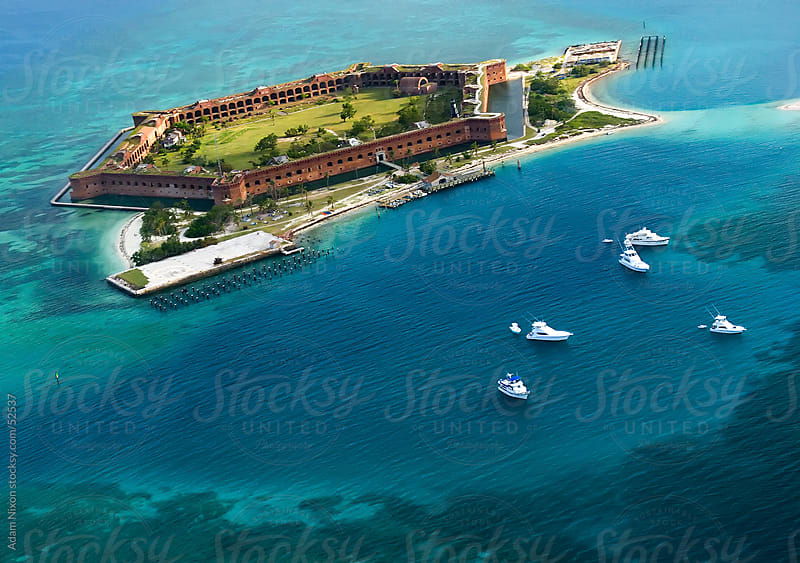 Dry Tortugas National Park, Fort Jefferson by Adam Nixon for Stocksy United