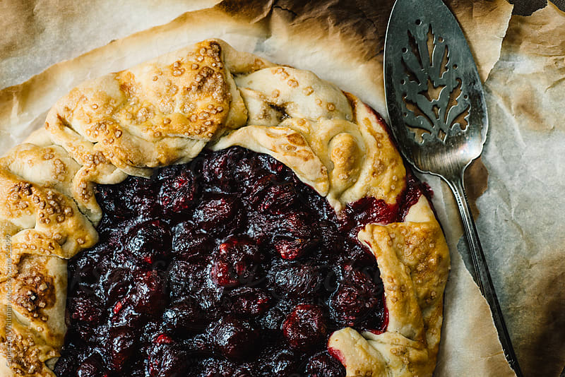 Cherry Tart by Cameron Whitman for Stocksy United