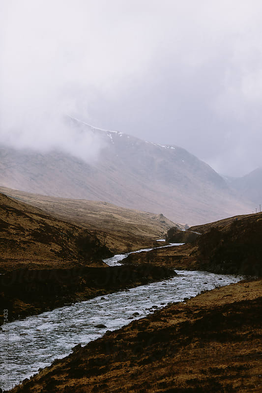 The Highlands. by Nirav Patel for Stocksy United