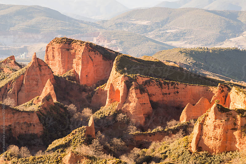Las  Médulas, León, Spain by Marilar Irastorza for Stocksy United