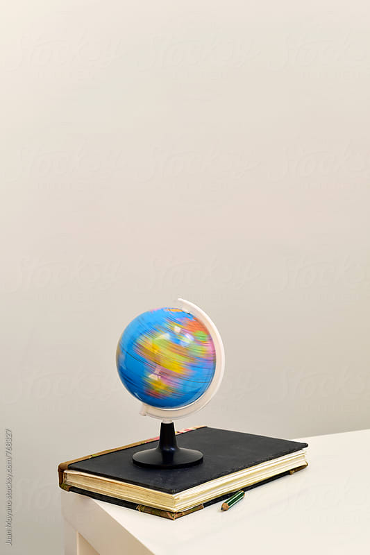 globe by juan moyano for Stocksy United