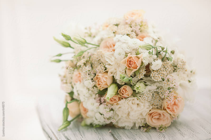 Bride's Bouquet by Lumina for Stocksy United