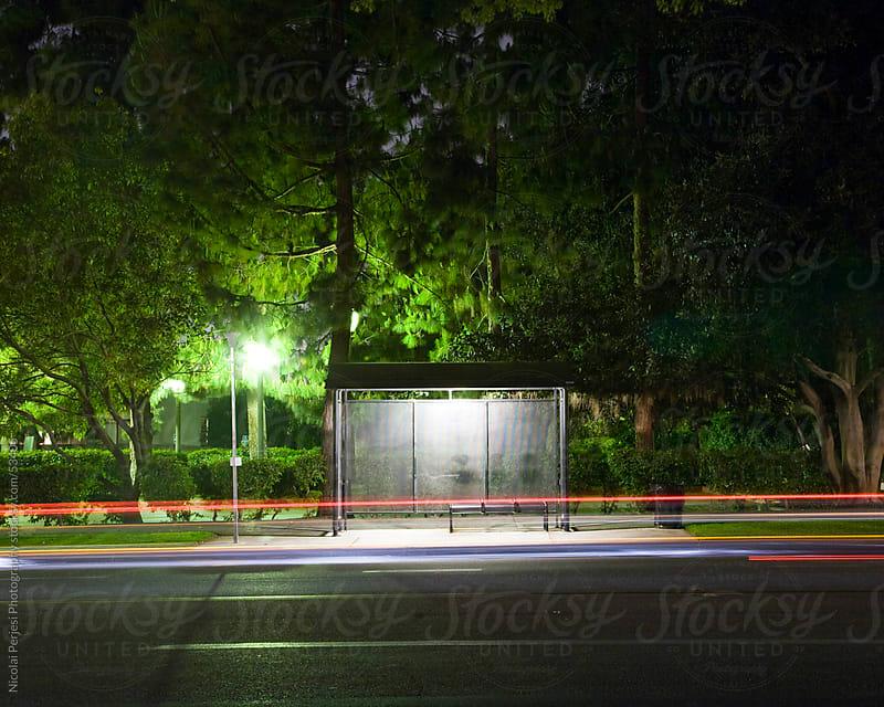 Night in Pasadena by Nicolai Perjesi Photography for Stocksy United