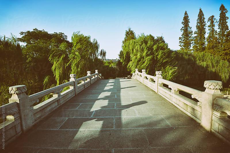 Static vs Movement (Hangzhou, Maojiabu) by Andy Brandl for Stocksy United