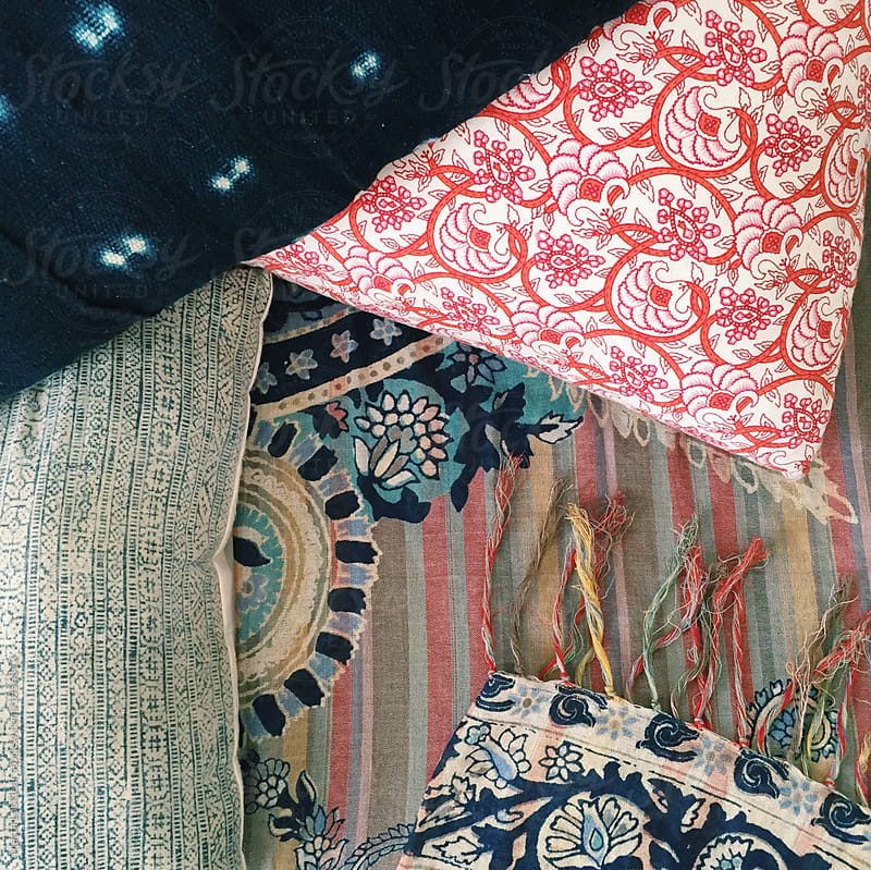 textile collection by Marta Locklear for Stocksy United