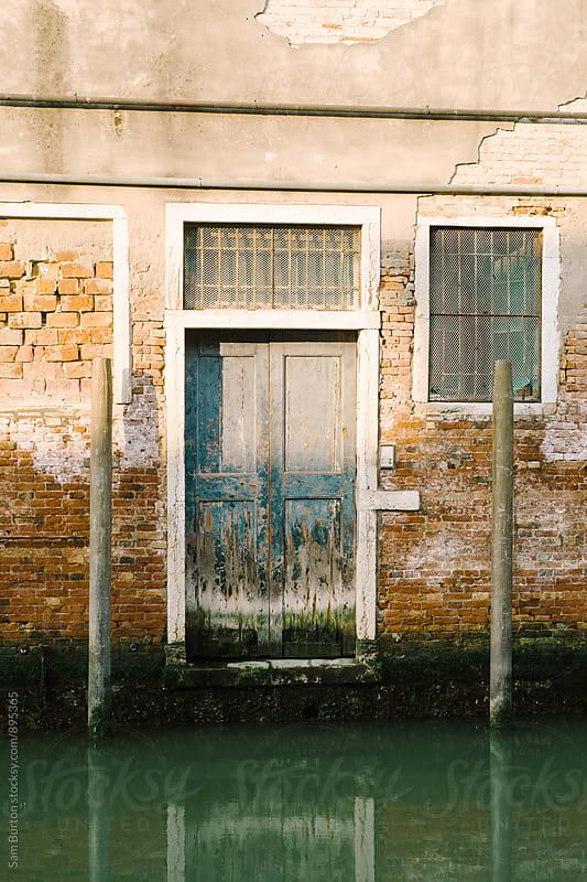 Doorway in Venice by Sam Burton for Stocksy United