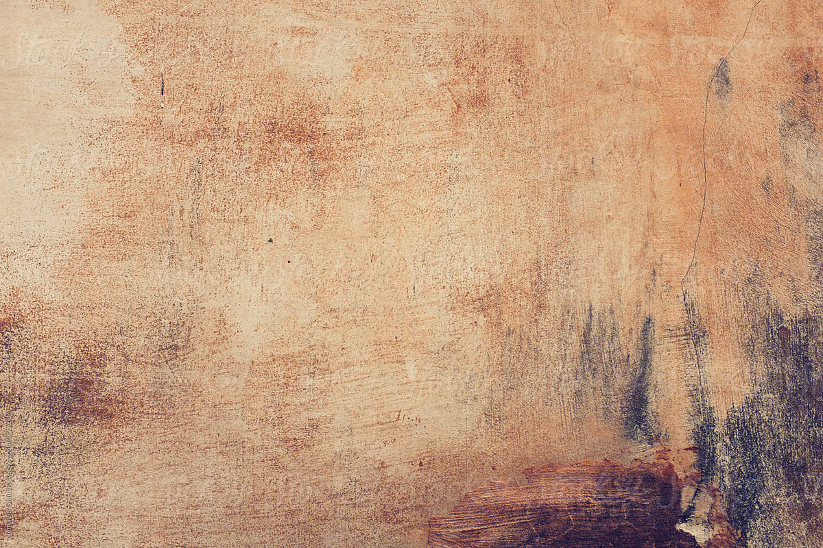 Beautiful Plaster Wall Texture From Bali | Stocksy United
