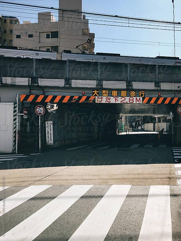 Zebra Crossings in Tokyo Japan by Julien L. Balmer for Stocksy United