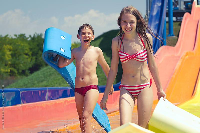 Waterpark Bikini 118