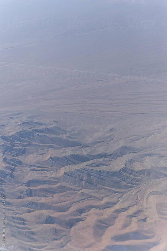 Las Vegas Desert by Sophia Hsin for Stocksy United
