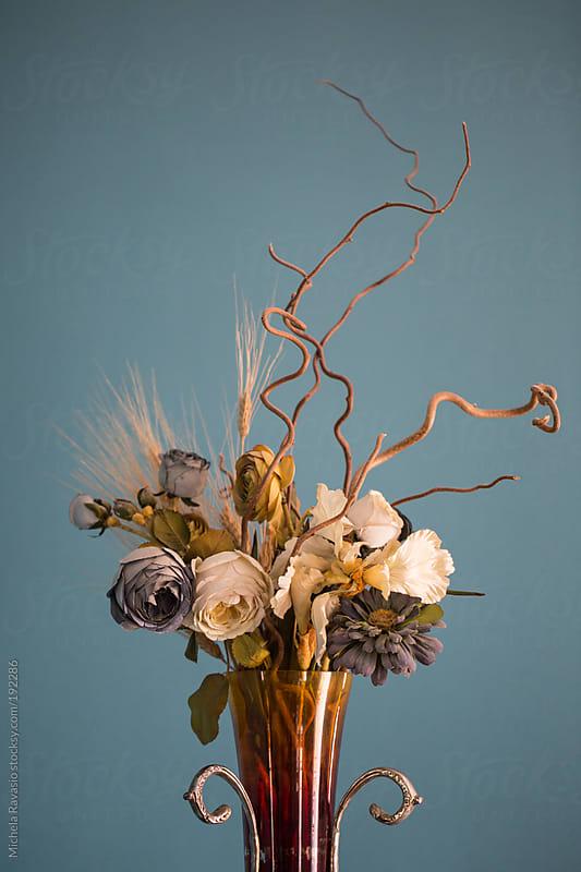 Vase of flowers by michela ravasio for Stocksy United