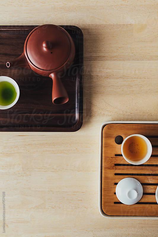 Tea Sets by Lumina for Stocksy United