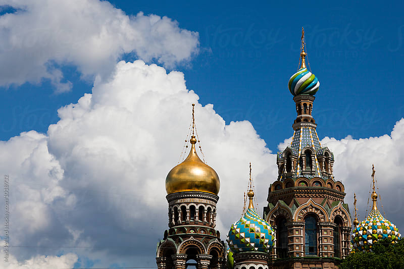 Russia - St. Petersberg by Mark Pollard for Stocksy United