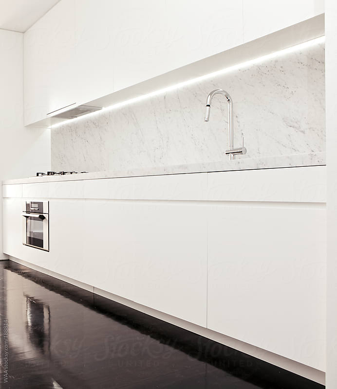 Modern Kitchen by WAA for Stocksy United