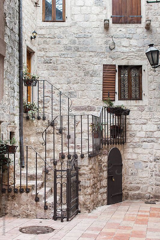 Streets of Kotor by Zocky for Stocksy United