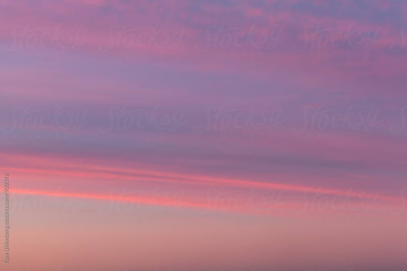 Afterglow Sky by Tom Uhlenberg for Stocksy United