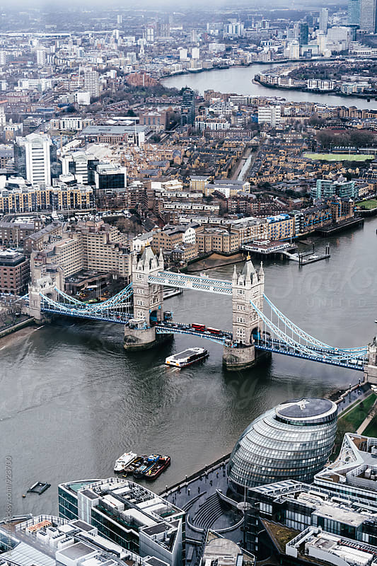 Tower Bridge by Agencia for Stocksy United