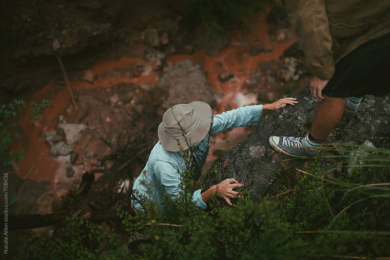 Exploring. by Natalie Allen for Stocksy United