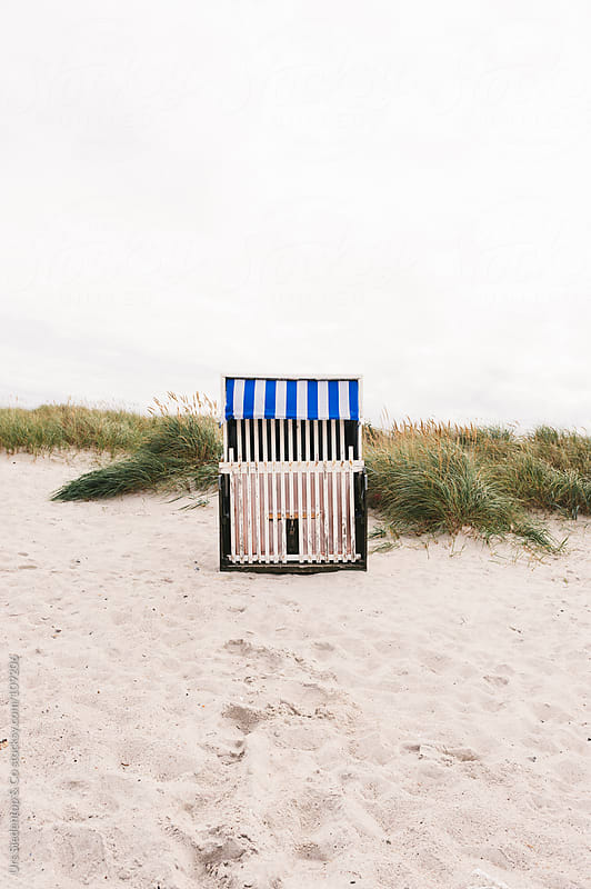 Beach Chair by Urs Siedentop & Co for Stocksy United