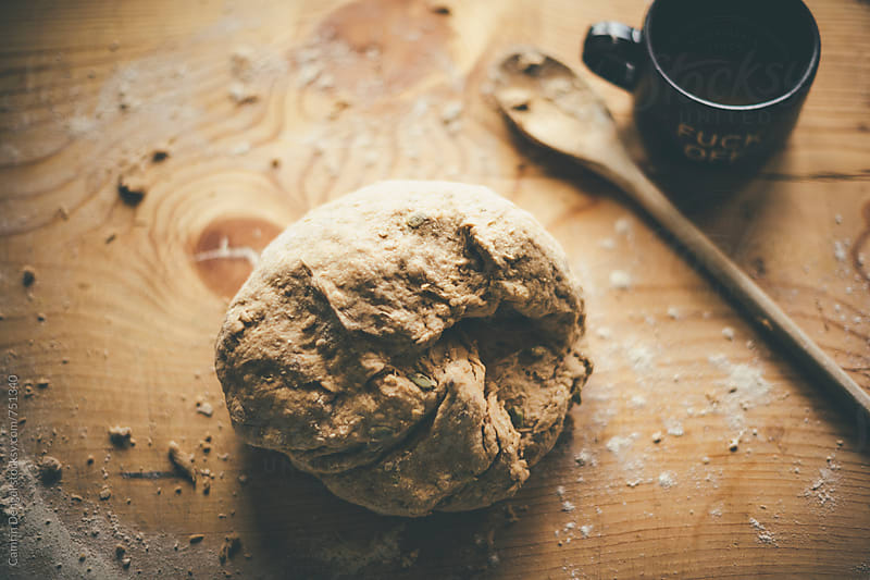 Bread Dough by Camrin Dengel for Stocksy United