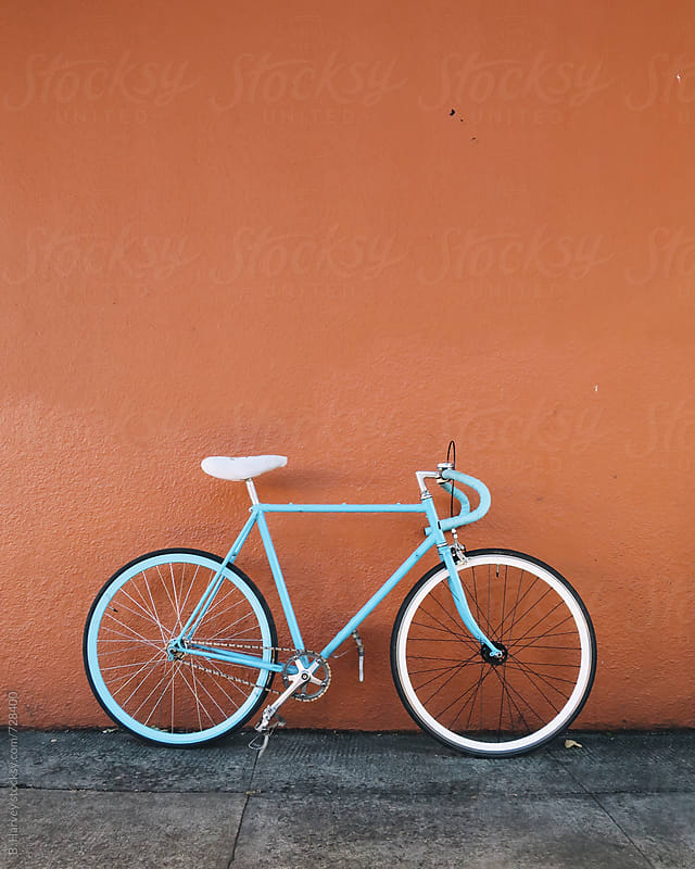 Hipster Bike by B. Harvey for Stocksy United