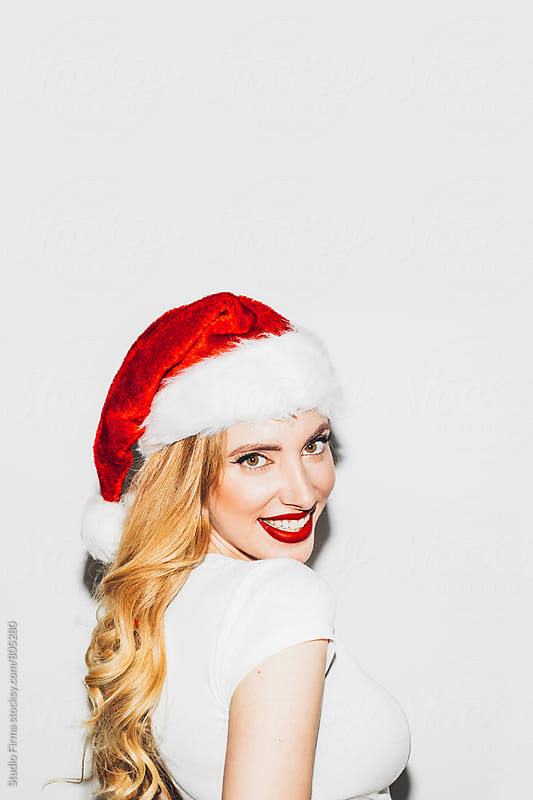 Christmas Smile by Studio Firma for Stocksy United