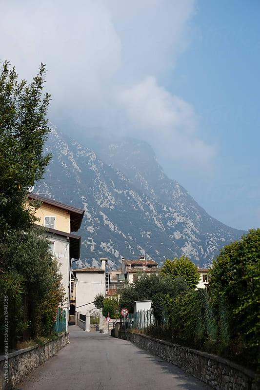 Italian mountain village by Liubov Burakova for Stocksy United