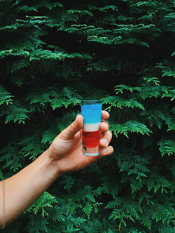 Cheers to America by Taylor Kampa for Stocksy United