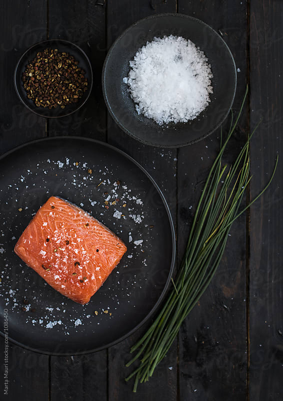 Salmon by KEMA Food Culture for Stocksy United