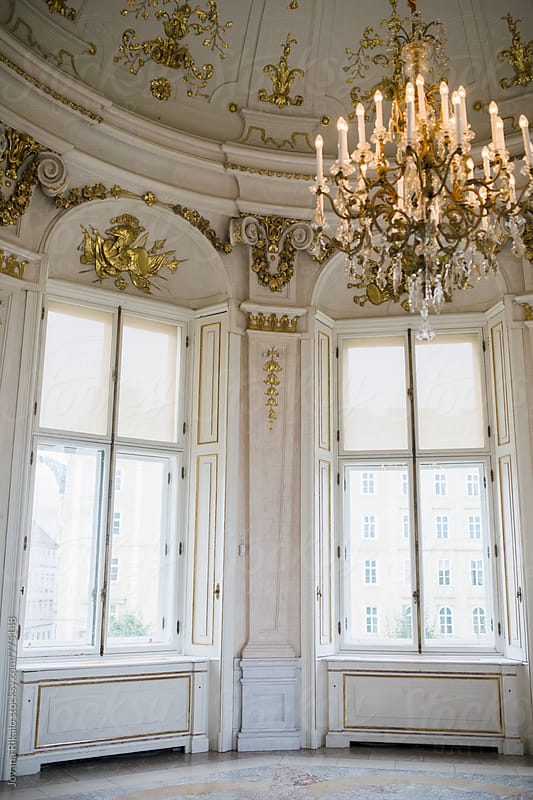 Classic Baroque Interior by Jovana Rikalo for Stocksy United