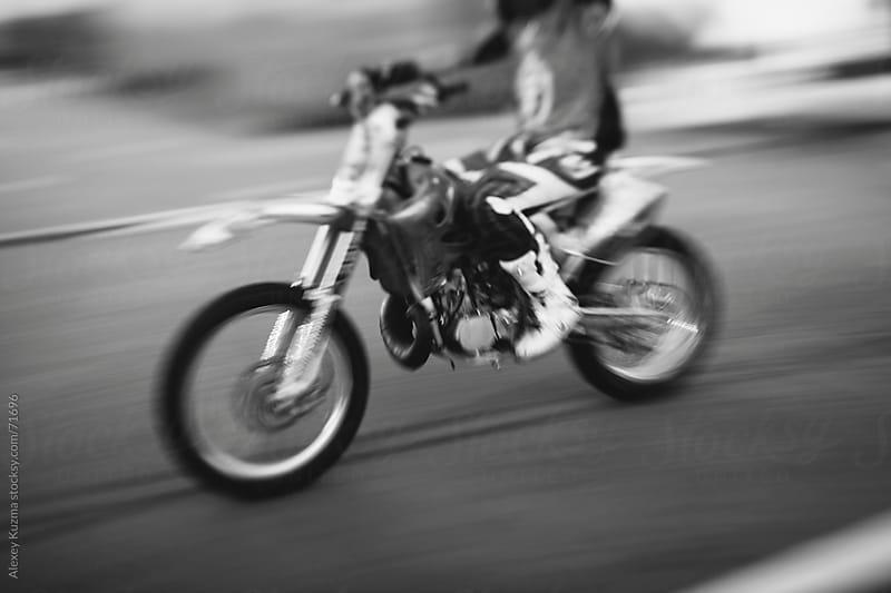 rider by Vesna for Stocksy United