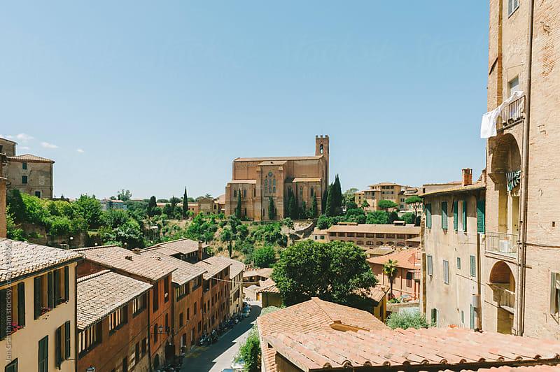 Siena, Italy by Jen Grantham for Stocksy United