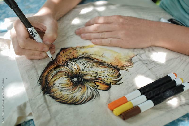 owl by Paul Schlemmer for Stocksy United