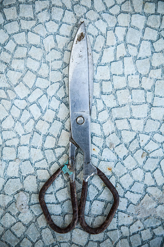 Scissors by Jon Rodriguez for Stocksy United