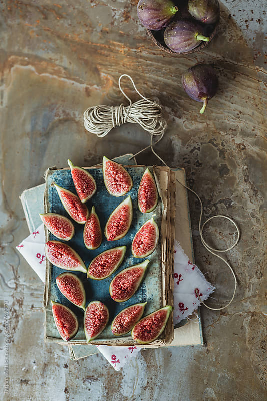 Figs by Tatjana Zlatkovic for Stocksy United