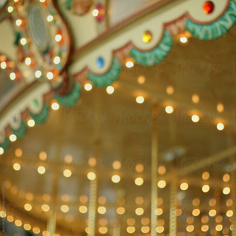 Carousel Lights by ALICIA BOCK for Stocksy United