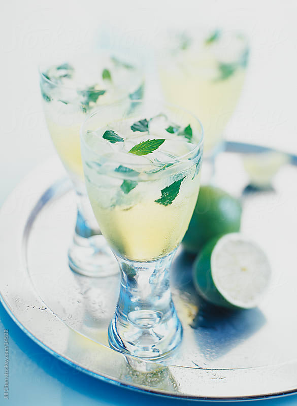 The Three Mojitos by Jill Chen for Stocksy United
