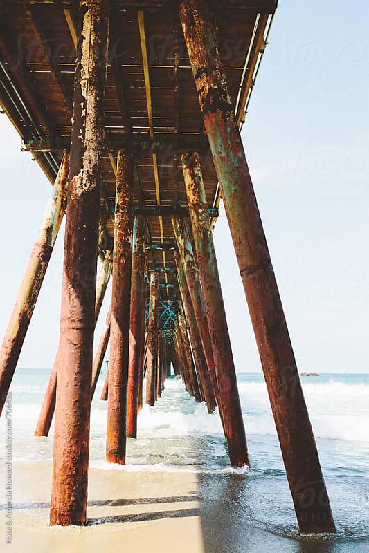 Ocean & City views, Roasarito Mexico by Nate & Amanda Howard for Stocksy United